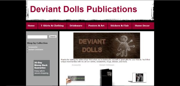 dolls store image